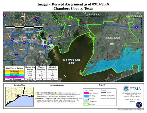 fema flood maps texas galveston county flood map my