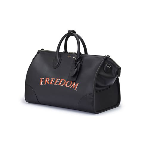 freedom collection subscribe black freedom french calf e w gulliver bag bertoni 1949