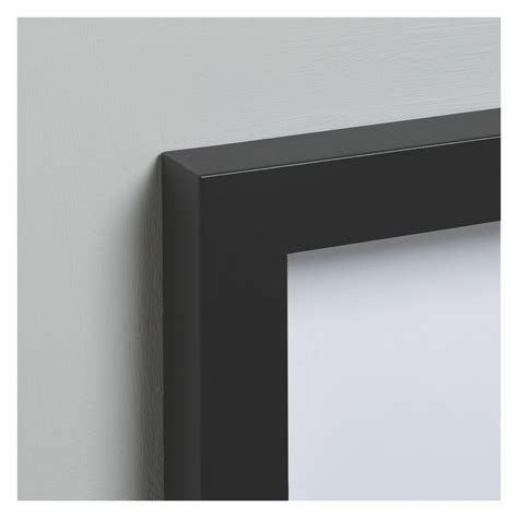 Poster Frame Kayu A4 29 birch a4 21 x 29 7cm 8 x 12 black picture frame buy now at habitat uk quot