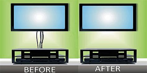 tv installation specials tv mount installation wires hidden how to hide tv wires for a wall mounted tv firefold blog