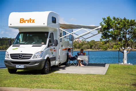 Britz Frontier 6 Berth Motorhome Vehicle Information   Britz Australia Motorhome Hire