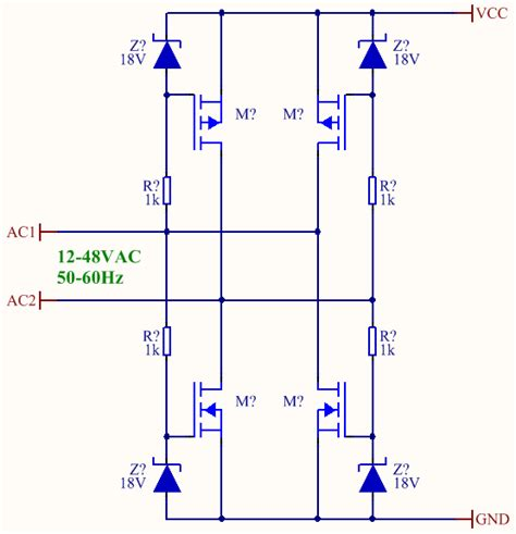 transistor mexico asli diode bridge mosfet 28 images design idea recifier bridge n channel mosfet based h bridge