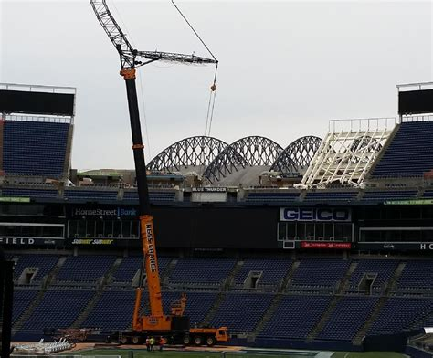 toyota fan deck centurylink field seahawks south end zone expansion architects