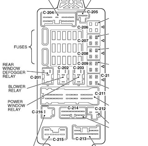 2004 mitsubishi endeavor power window wiring diagram