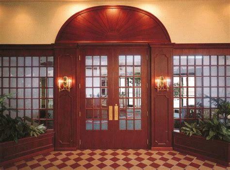 model kusen pintu kaca  kayu mewah pintu rumah