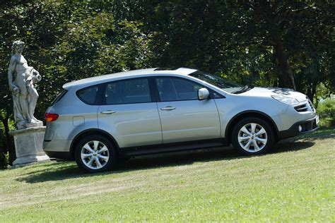 2007 subaru b9 tribeca reviews subaru b9 tribeca hatchback review 2006 2007 parkers