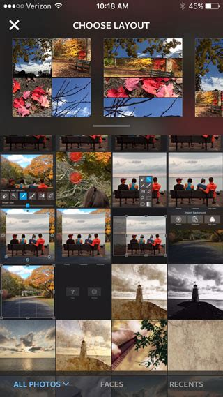 photography layout app best photo collage app for iphone compare the 5 best