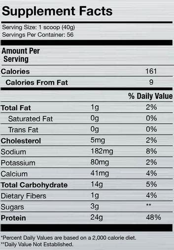 Suplemen Nutrisi Platinum Bcaa Muscletech Original inner armour lean whey suplemen pengganti makan