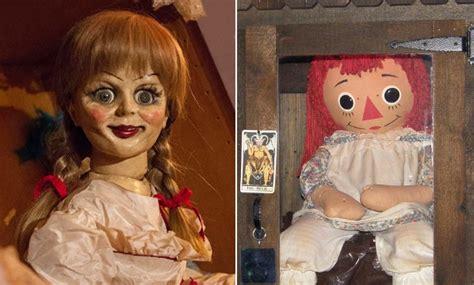 annabelle doll historia real nos dio mucho m 193 s miedo la historia real de la mu 241 eca
