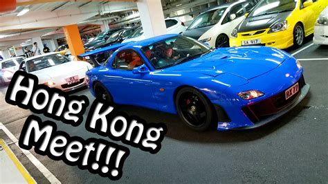 jdm car meet midnight hong kong jdm car meet