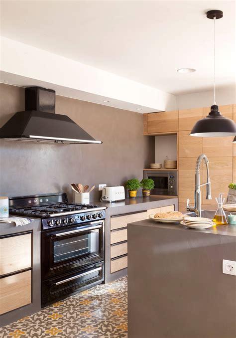 cocinas modernas  inspirarte  coger ideas  copiar