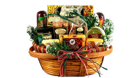 best food gidt sets top 20 best cheese gift baskets heavy