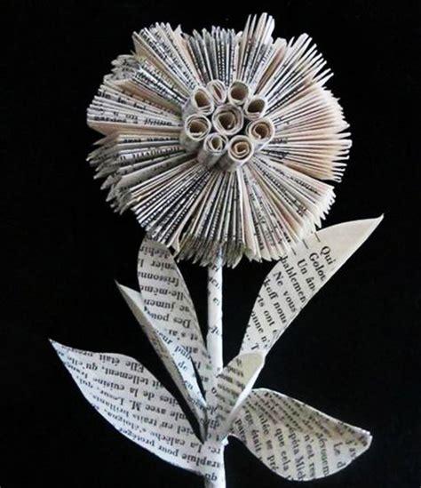 Flower Handmade Paper - 20 outstanding handmade paper flowers design pieway