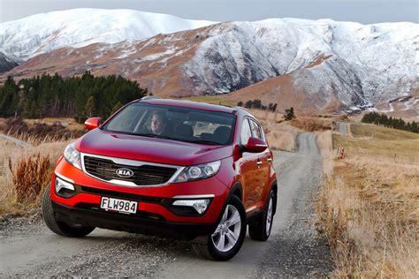 Best Kia Sportage Kia Sportage Wins Best Suv 40 000 At Drive Awards