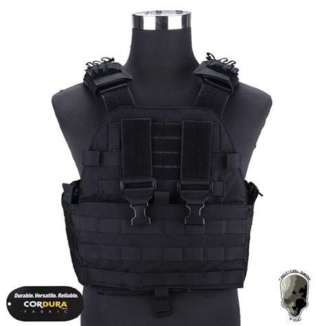 Best Seller Rompi Tactical Airsoft tmc sports eg assault plate carrier tactical vest airsoft paintball molle combat gear tmc1781 bk