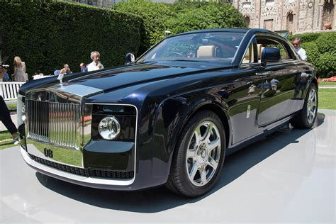 auto roll royce rolls royce sweptail brings ultra luxe coach building into