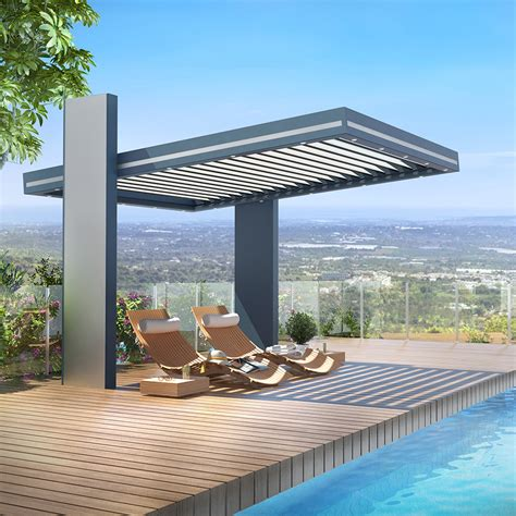 Swimming Pool Patio Ideas Pergola K 214 Mmerling