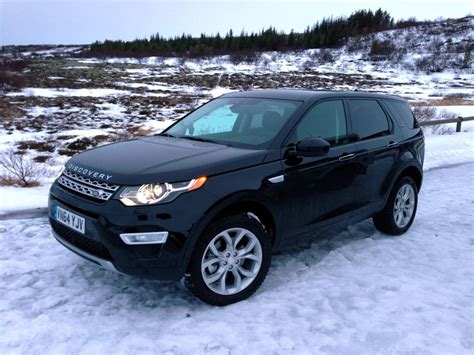new land rover discovery 2016 2016 land rover discovery sport first drive page 2