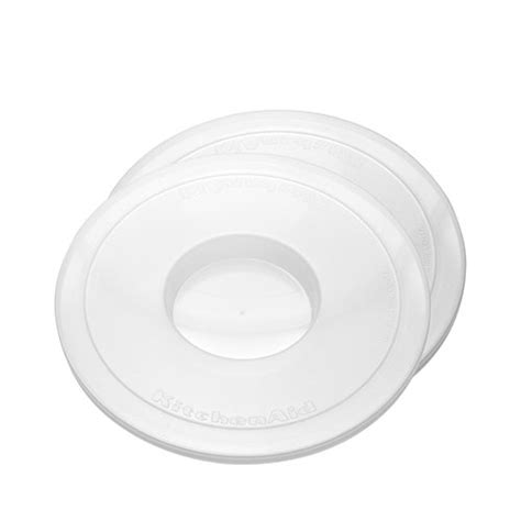 KitchenAid Plastic Bowl Cover Pack of 2 for K5 Mixer