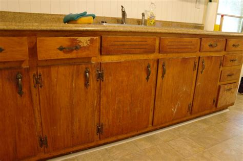 Kitchen Cabinet Refinishing Diy Extraordinary Refinishing Kitchen Cabinets Diy Photos Design Ideas Dievoon
