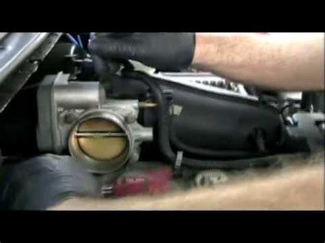 2005 Trailblazer Throttle Position Sensor by Cleaning A Chevy Trailblazer Throttle I6 4 2