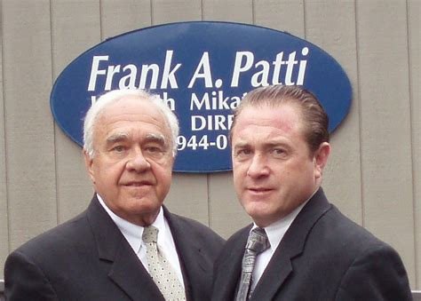 Frank Patti Funeral Home Frank A Patti Mikatarian Kenneth Funeral Home Funeral