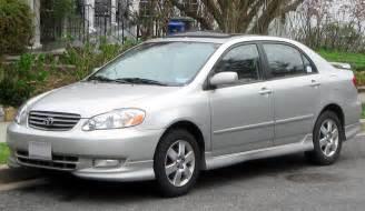 2004 Toyota Corolla S File 2003 2004 Toyota Corolla S 03 21 2012 Jpg