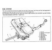 How Do You Replace Fuel Pump 1993 Geo Tracker