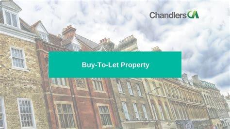 buy to let houses tax guide on buy to let property for individual landlords