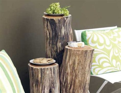Tree Stump Coffee Table Diy 7 Rustic Diy Stump Coffee Tables And Stools Shelterness