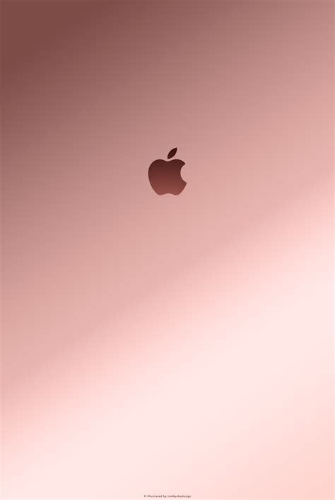 ipad wallpaper rose gold iphone ipad壁紙 quot rose gold with apple2 quot rose gold wallpaper