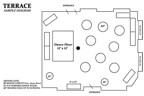 event layout maker event floor plan template free