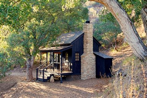 Cabin California a secluded house in california digsdigs