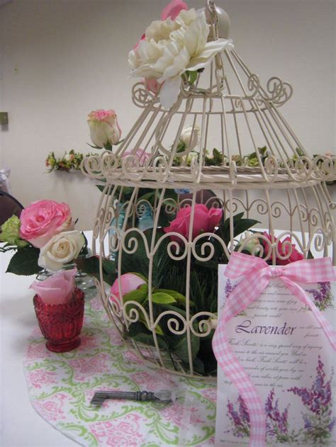 Shabby Chic Baby Shower Centerpieces by Shabby Chic Baby Shower Centerpieces My Projects
