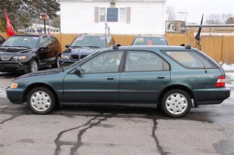 1997 Honda Accord Mpg by 1997 Honda Accord Lx 4dr Wagon In Whitman Ma Auto Sales