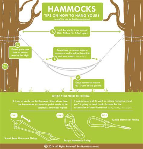 how to hang pictures how to hang a hammock