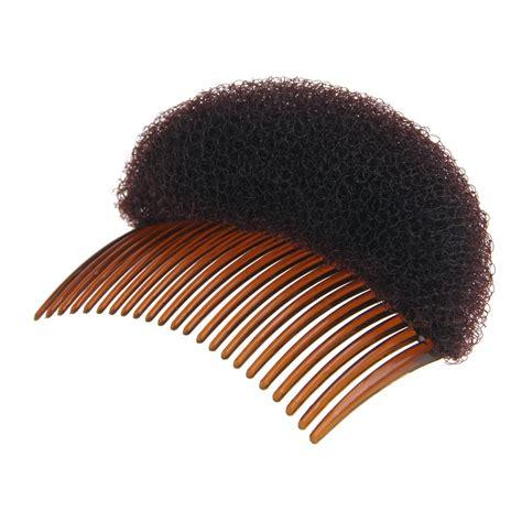 Hair Accessories Bun Maker by Volume Inserts Hair Clip Bump It Up Bouffant Hair Comb Bun