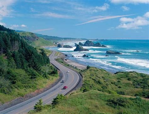 Pch Oregon - driving up the oregon coast takes a backseat to no one