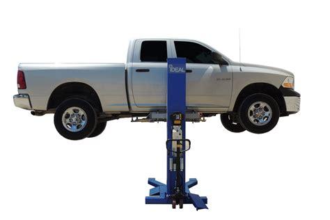 mobile car lift ideal single column auto lift msc 6klp