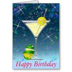 martini birthday meme beachy birthdays and celebrations