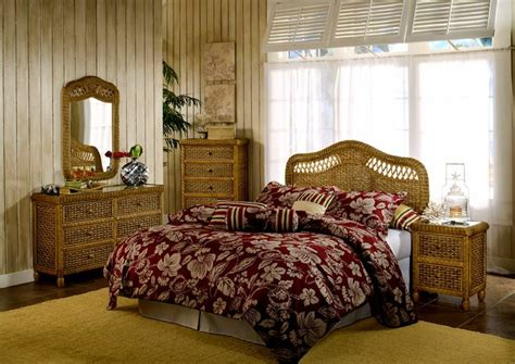 Rattan King Bedroom Set by 1000 Images About Tropical Rattan And Wicker Bedroom