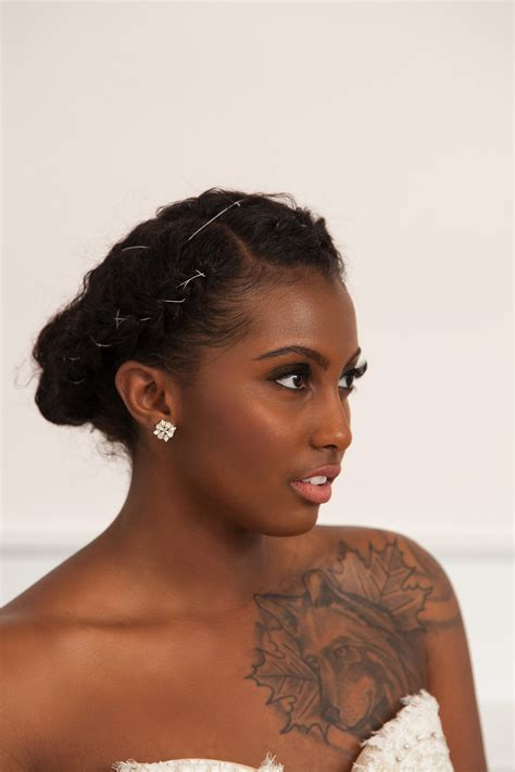 Black Wedding Hairstyles For Brides by Hairstyles For Black Brides Fade Haircut