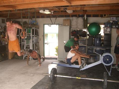 Garage Workouts by Crossfit Forging Elite Fitness Tuesday 051122