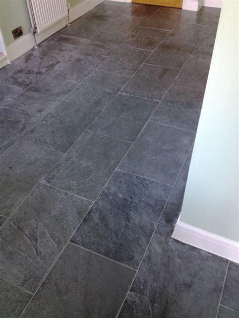 slate floor tile kitchen ideas diy design decor