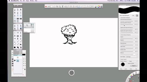 Creating A Custom Brush In Sketchbook Pro Pt 1 St