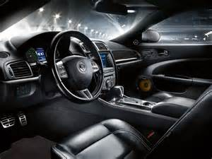 jaguar luxury cars interior
