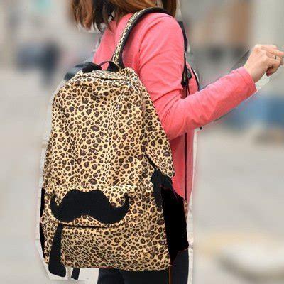 Leopard Tutul Ungu 13 model backpack ini bakal bikin kamu makin kece dan gaya