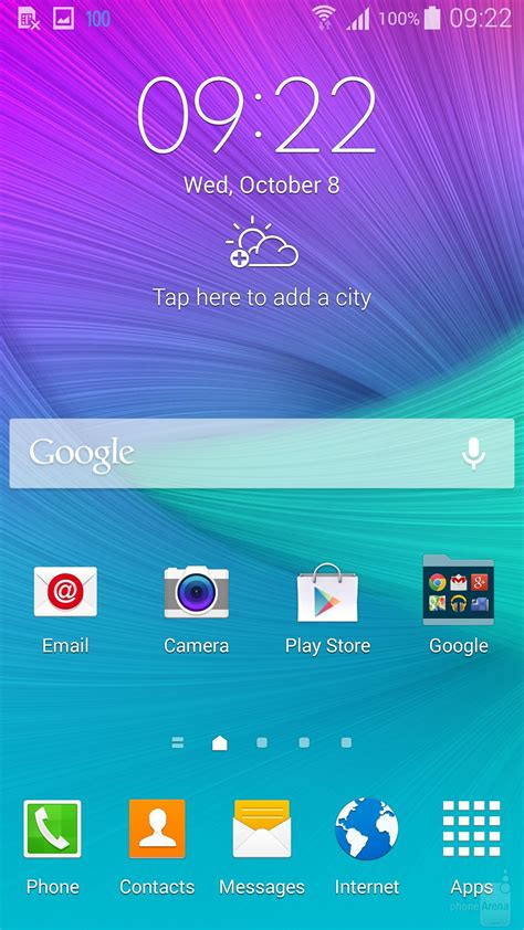 samsung galaxy note 4 review interface and functionality