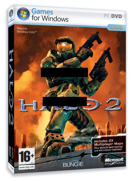 Halo 2 For Vista Delayed Due To Hilarious Partial by Halo 2 Vista Delayed Because Of Quot Partial Quot