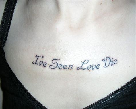 tattoo quotes for heartbreak 35 superb good tattoo quotes creativefan